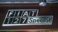 Emblemat Znaczek- FIAT 127 Special / METALOWY