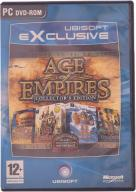 AGE OF EMPIRES I + II + DODATKI 1 2 | PC ENG