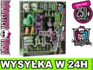 MONSTER HIGH STWÓRZ POTWORA MUMIA I GÓRGONA Y0416