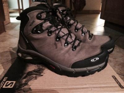 Buty trekkingowe SALOMON Gore Tex 1 raz użyte