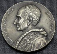 LEON XIII - SREBRO - RZADKI