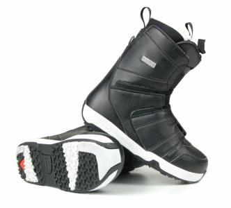 buty Salomon Faction Boa BlackQuikBlack snowboard