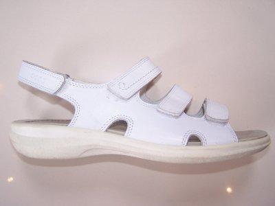 2582ecc4d1522 ECCO 42 /27 cm skóra jak nowe zdrowotne sandały - 6283507536 ...