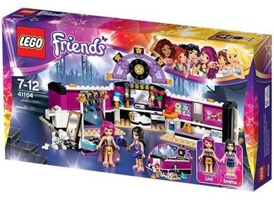 Lego Friends Scena Gwiazdy Pop 41105 6686244598 Oficjalne