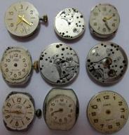 COINSNET --- Mechanizmy do zegarków, na części (3)