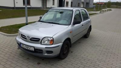 Nissan Micra 2000 R Lpg Szczecin Osoba Prywatna 6820640247 Oficjalne Archiwum Allegro