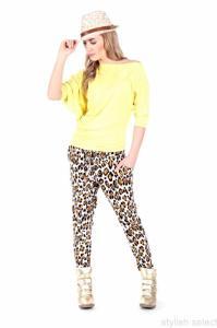 83bdb3c1ab włoskie ubrania Northland asymetryczna bluzka - 5112650457 ...