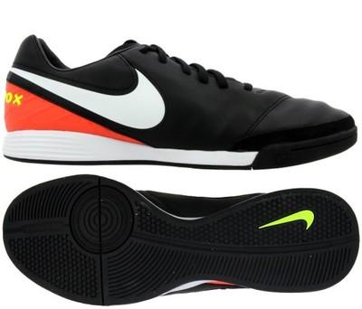 buty sportowe Nike Buty Tiempox Mystic V Ic czarne 819222 018