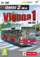 OMSI 2 - Add-on Vienna 1 - Line 24A (PC DVD)