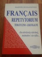FRANAIS. Repetytorium tematyczno-leksykalne