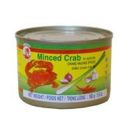 [KO] Mielone mięso kraba z przyprawami 160g -25%!