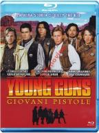 MŁODE STRZELBY [Blu-ray] Young Guns Ch. Sheen [24h