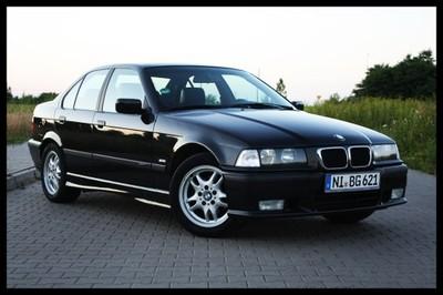 Bmw E36 318i M Pakiet Oryginalny Sedan Idealna 6906918645 Oficjalne Archiwum Allegro