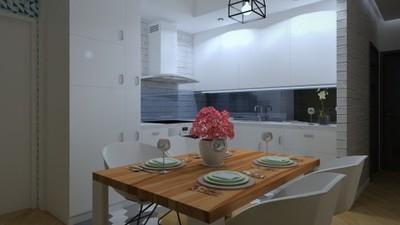 Projektowanie Wnętrz Kuchnia łazienka 6692459000