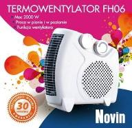 LAUSON NOVIN FH 06   TERMOWENTYLATOR