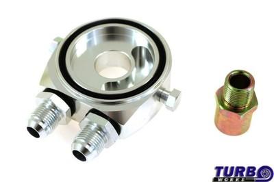 Podstawka pod filtr oleju TurboWorks Silver AN8