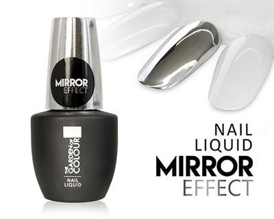 Mirror Effect Nail Liquid Efekt Lustra Silcare 6668488141 Oficjalne Archiwum Allegro