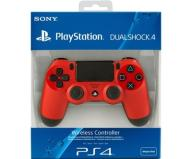 Sony Dualshock 4 Magma Red Nowy