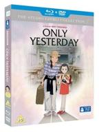 Only Yesterday [Doubleplay] [Blu-ray] [2016]