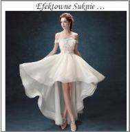 e6c184d81c krótka suknia ślubna w Oficjalnym Archiwum Allegro - Strona 23 ...