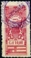 C. Brazylia - Rev. - 10 Cr