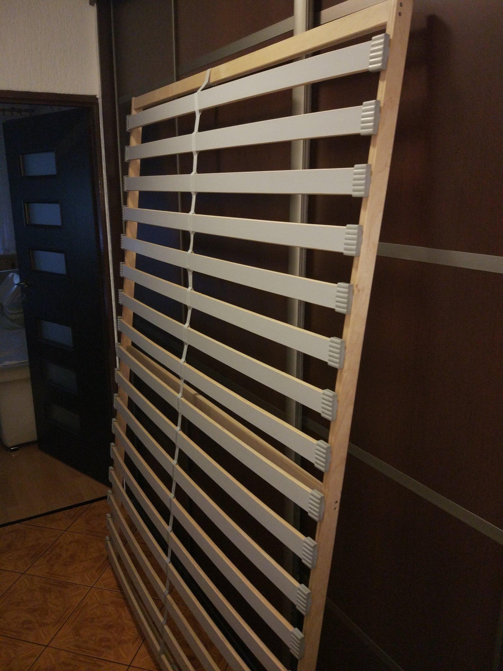 Dno łóżka Ikea Lodingen 140x200 7062304540 Oficjalne