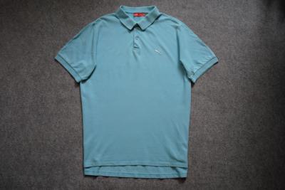 PUMA___niebieska koszulka polo___logo_L/XL_