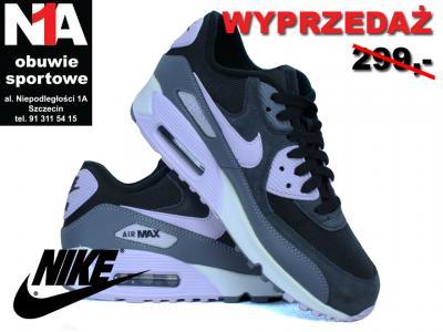 Nike Air Max 90 Miętowe 36 40 WYPRZEDAŻ