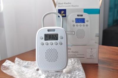 Radio Lazienkowe Z Czujnikiem Ruchu 6796529422 Oficjalne Archiwum Allegro