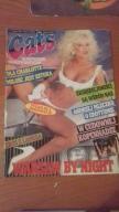 CATS - Nr. 7 - 1991r - RARYTAS - Magazyn Erotyczny