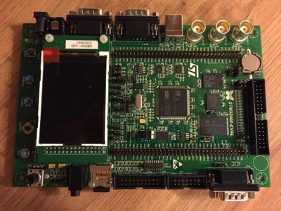 STM32 zestawy z programatorami STM3210E-EVAL - 6598518354
