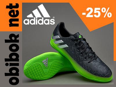 Buty męskie Adidas MESSI 16.4 AQ3528 HALÓWKI HALA