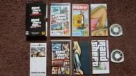 PSP GTA Double Pack Libert City + Vice City UNIKAT