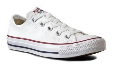 Trampki Buty Converse Białe Damskie All Star 36 40