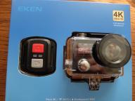 nowa kamera sportowa eken H8 Pro