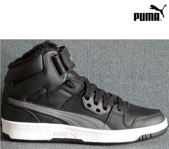 Buty puma rebound street fur buty męskie nowość Zdjęcie
