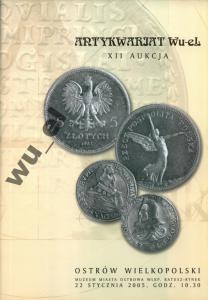 Katalog Xii Aukcji Antykwariatu Wu El Numizmaty 6078934665