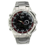 CASIO EFA-121D-1AVEF EDIFICE STOP WATCH