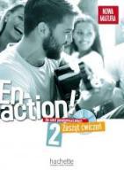 En action! 2 zeszyt ćwiczeń +CD HACHETTE - Fab
