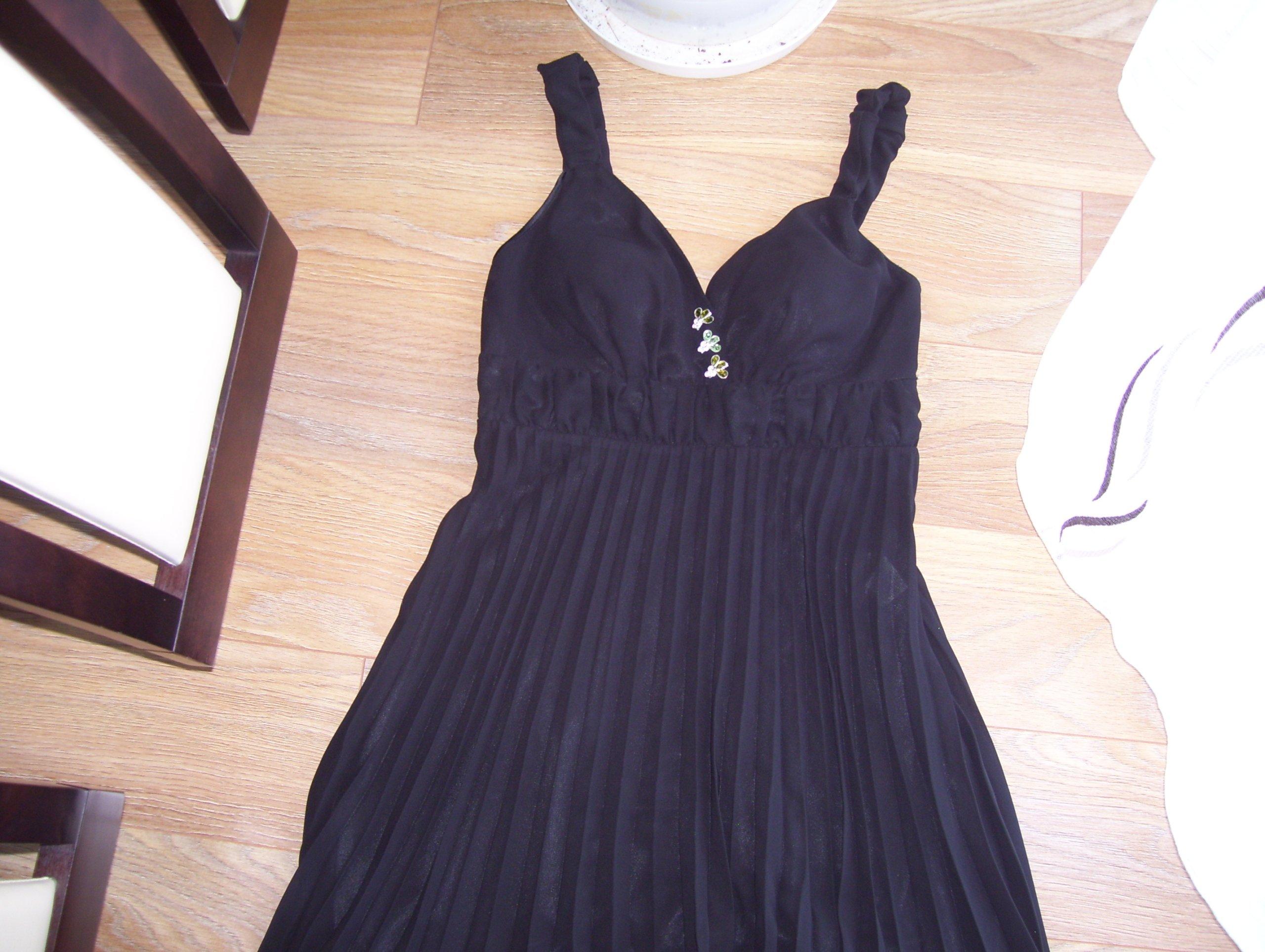 ebf6e11bcf Piękna sukienka wesele sylwester reserved 38 - 7042962815 ...