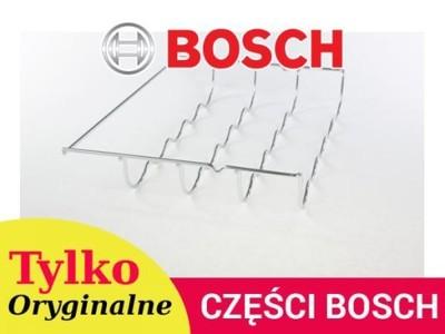Półka druciana na butelki do lodówki Bosch