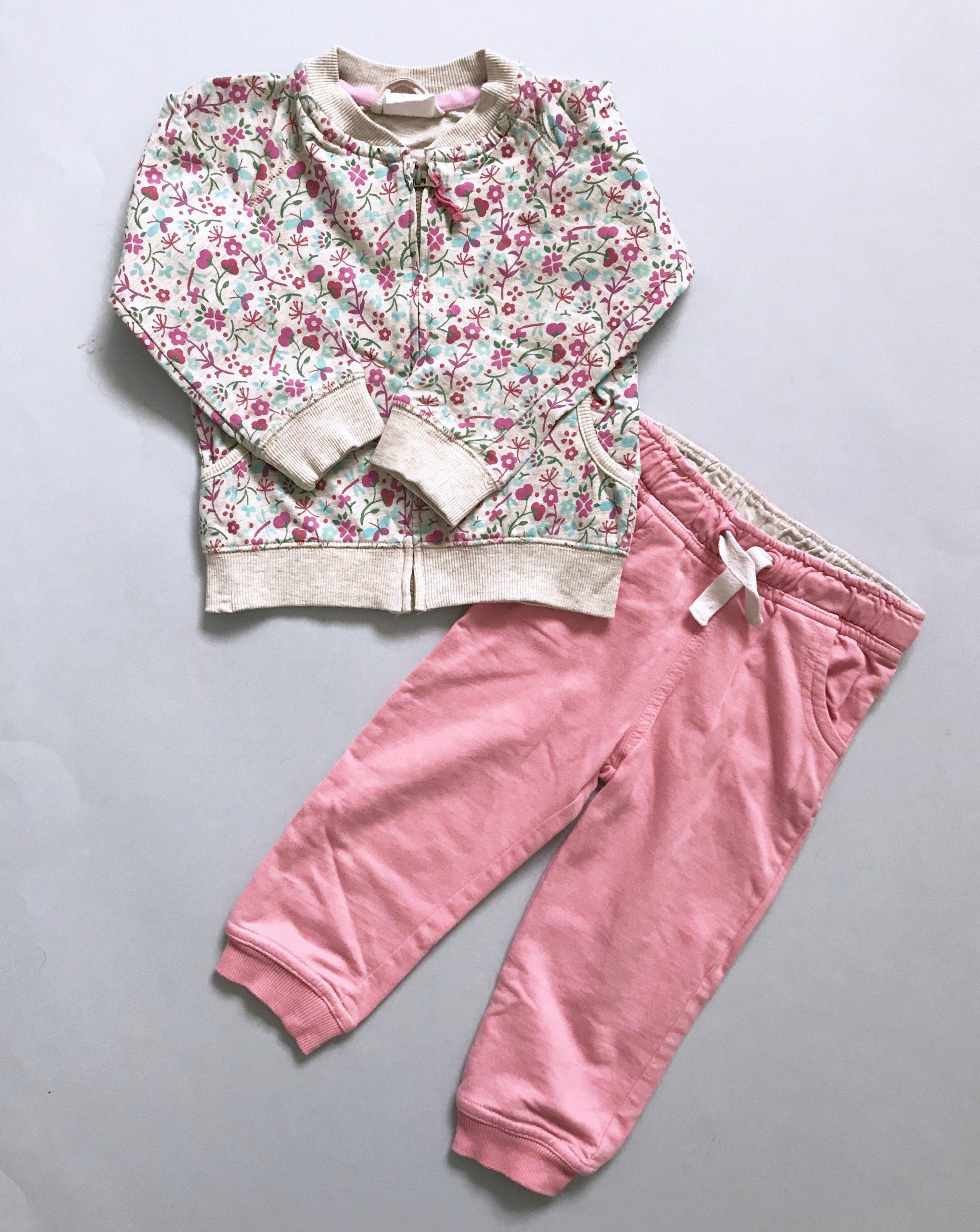COOL CLUB smyk komplet 80 bluza + spodnie zestaw