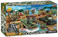 Cobi Small Army Military Base 2800 - UNIKAT!