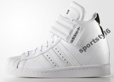 Koturny adidas originals superstar up strap s81351 Zdjęcie