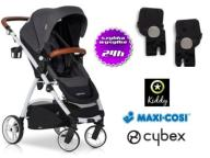 OPTIMO ADAPTERY DO WÓZEK 3W1 KIDDY CYBEX MAXI COSI