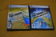 MS FLIGHT SIMULATOR FSX DELUXE + ACCELERATION PACK
