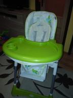 Krzesełko do karmienia Babydesign