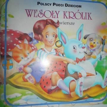 Wesoły Królik I Inne Wiersze Polscy Salamacha