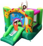 HappyHop Dmuchany plac zabaw Żyrafa