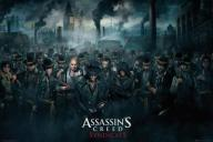 Assassins Creed Syndicate Crowd- plakat 61x91,5 cm